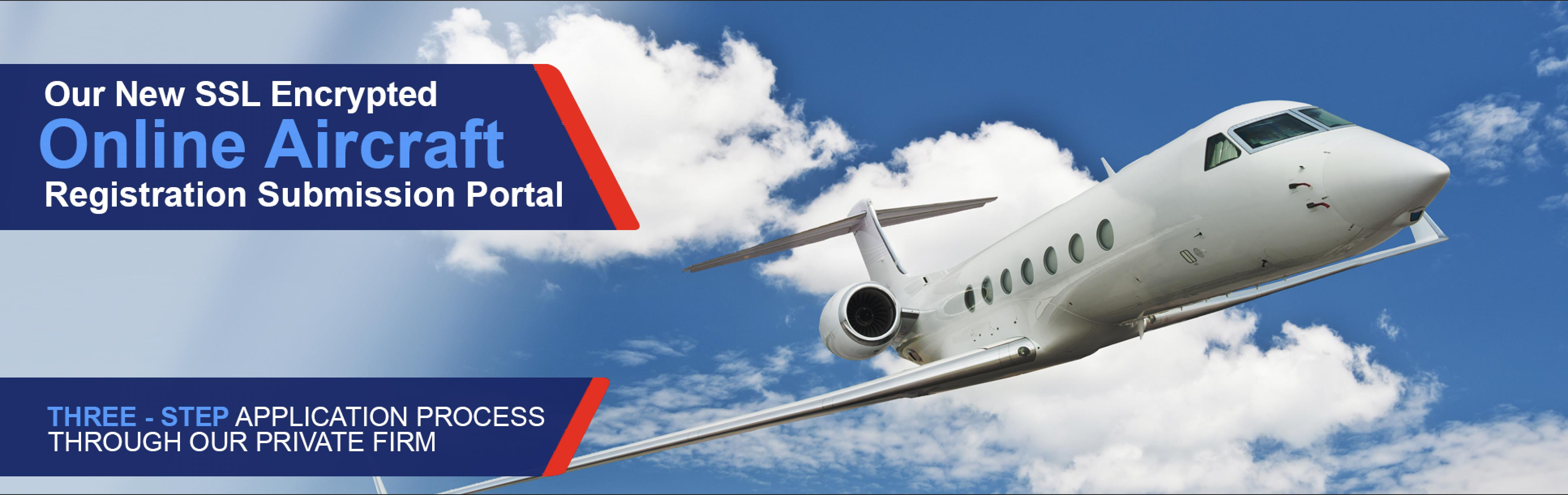 Online Aircraft Registration Submission Portal | N-Number