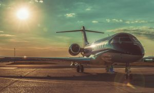 airplane claim of lien