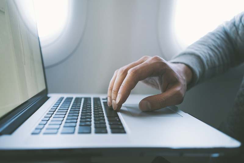 plane online security code